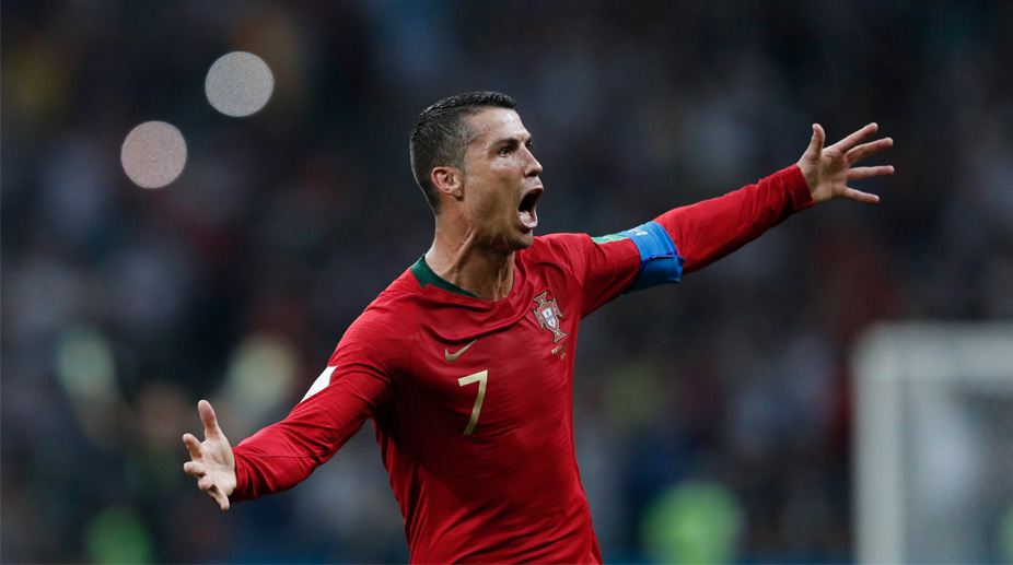First round heroes, Cristiano Ronaldo, Portugal vs Spain, 2018 FIFA World Cup, FIFA World Cup 2018, Portugal Football, Spain Football