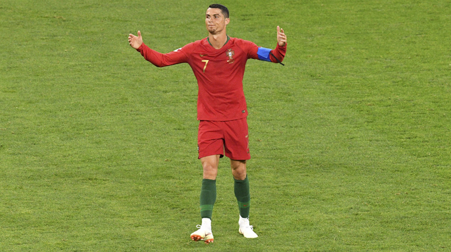 Cristiano Ronaldo, Portugal Football, 2018 FIFA World Cup, FIFA World Cup 2018, Portugal vs Iran