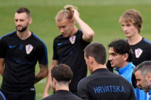 2018 FIFA World Cup   Ex-Premier League star sent home by Croatia