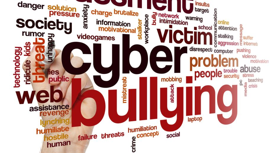 Cyberbullying, online harassment, abuse, crime