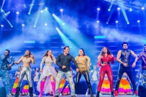 Da-Bangg Reloaded: Salman Khan, Katrina Kaif light up the stage