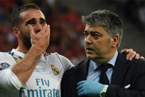 2018 FIFA World Cup | Spain coach Lopetegui hedging bets on Dani Carvajal's injury