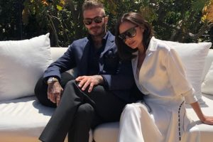 David Beckham, wife Victoria respond to divorce rumours