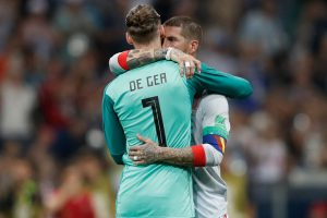Edwin van der Saar: How Spain and Manchester United keeper David de Gea can improve