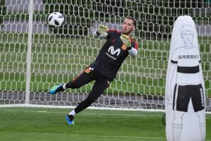 2018 FIFA World Cup   Spain confirm goalkeeper for Iran clash