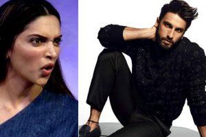 Ranveer Singh's throwback look leaves Deepika Padukone in shock