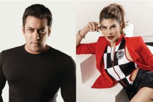 Jacqueline is one of the natural actors we have today: Salman Khan