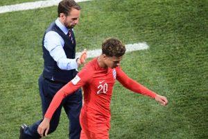 England midfielder Alli returns to group training ahead of Panama match