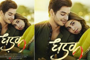Dhadak: Jahnvi Kapoor, Ishaan Khattar look dreamy in the new poster