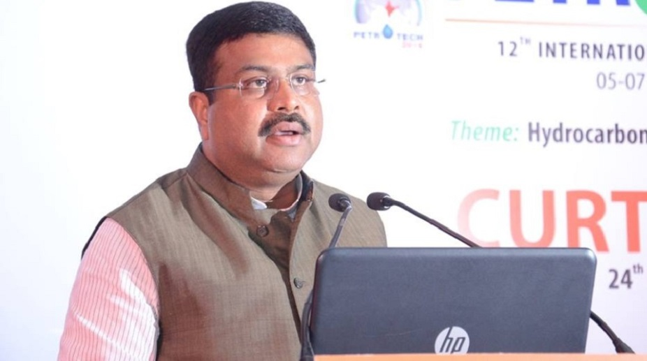 Dharmendra Pradhan, energy consumption, India, India energy consumption