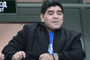 Maradona takes charge of Belarusian club Dynamo Brest