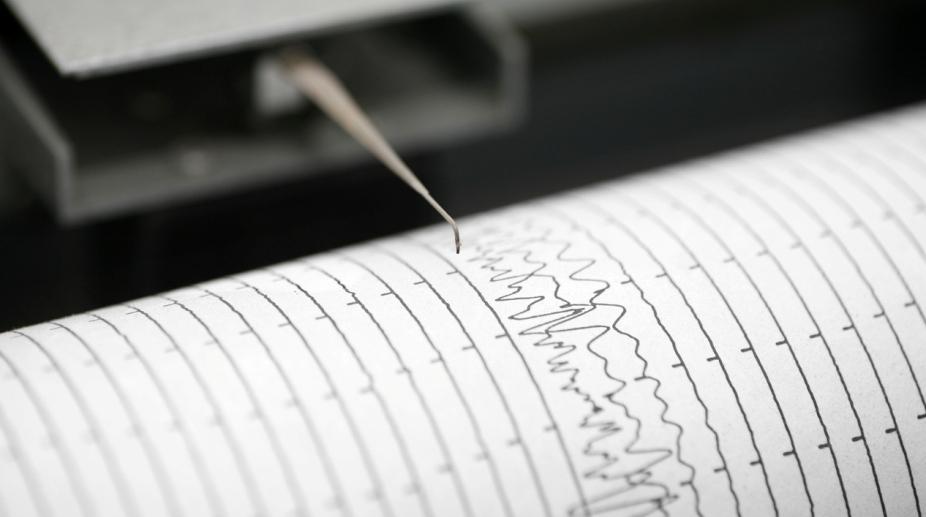 Earthquake in Leh