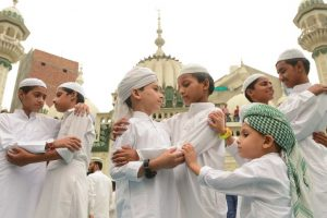 In pics: Gaiety marks Eid-ul-Fitr across India