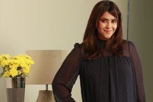 OTT platform offers choice of convenience: Ekta Kapoor