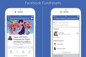 Facebook Fundraisers just got easier, new features introduced