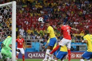 2018 FIFA World Cup | Spirited Switzerland hold Brazil