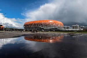 In Pictures: Moscow ready to host FIFA World Cup 2018