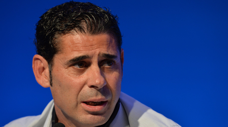 Fernando Hierro, Spain Football, 2018 FIFA World Cup, FIFA World Cup 2018, Spain Coach