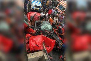 Prominent Kolkata businessman dies in Ferrari crash