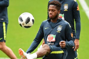 2018 FIFA World Cup | Manchester United's Fred suffers injury in Brazil training