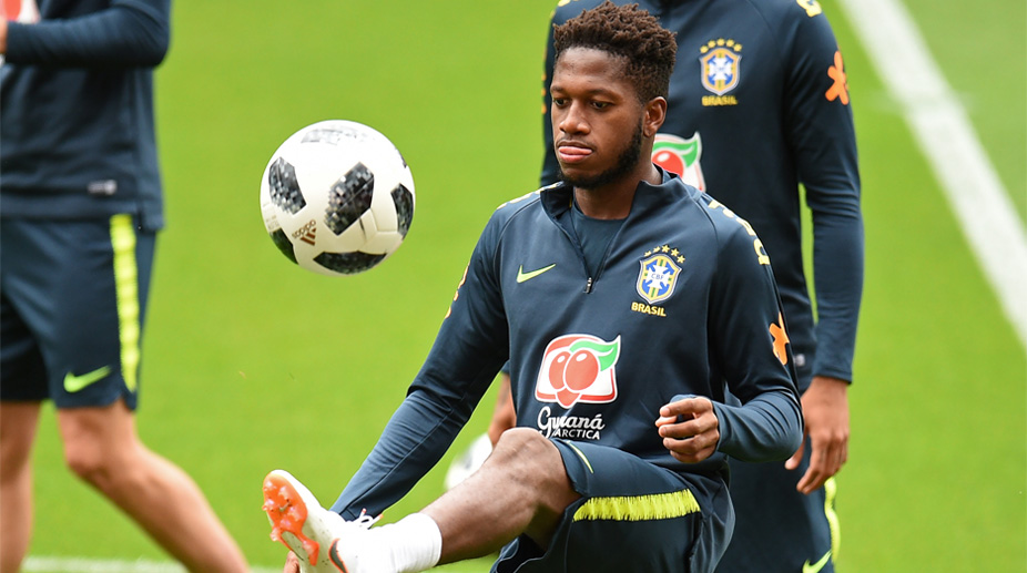 Fred, Manchester United F.C., Premier League, Brazil Football, 2018 FIFA World Cup, FIFA World Cup 2018