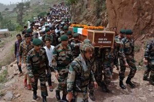J-K: Gloom in Salani village as Rifleman Aurangzeb is laid to rest