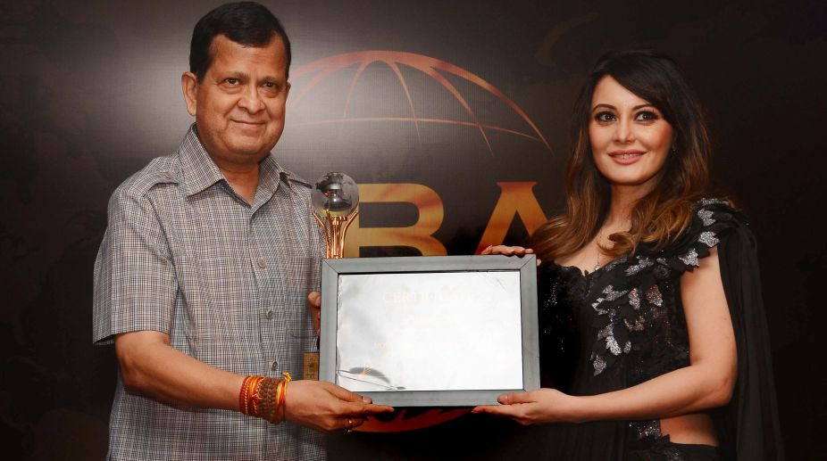 Glimpses of Global Business Award 2018 ceremony