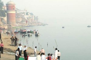 Officials told to speed up sewage projects in UP