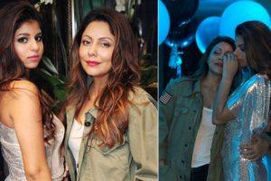 Gauri Khan-Suhana Khan giving us major mother-daughter goals