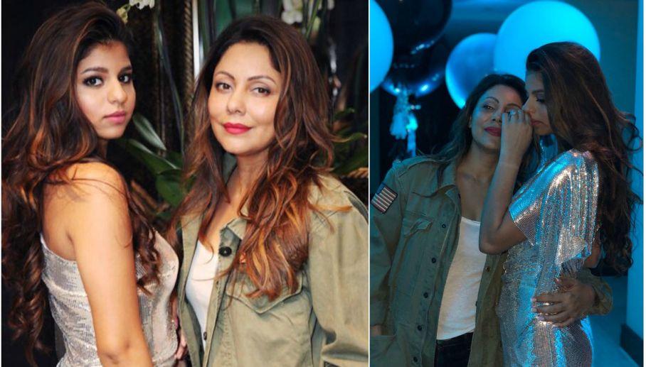 Gauri Khan, Suhana Khan