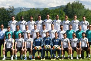 2018 FIFA World Cup   Germany braced for 'interesting' weather at base