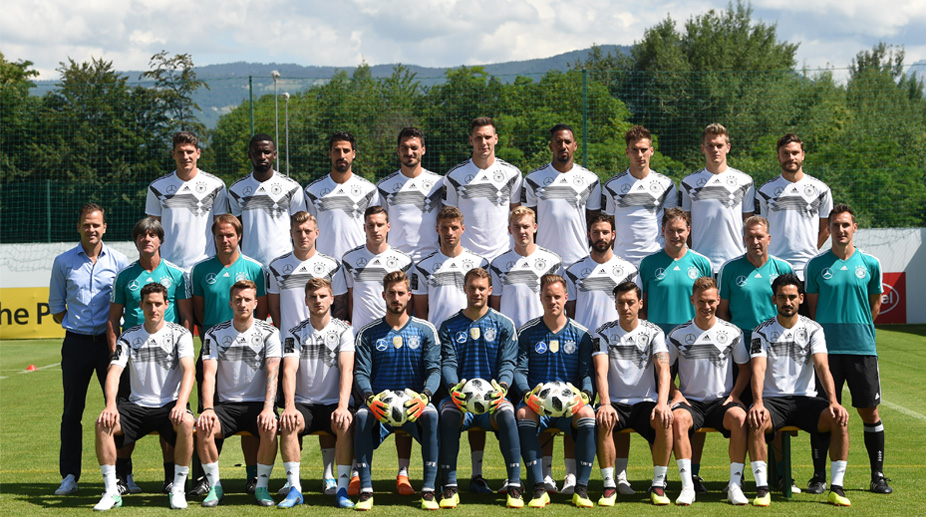 2018 FIFA World Cup | Germany braced for 'interesting' weather at base