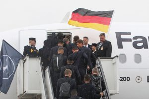 2018 FIFA World Cup | Defending champs Germany arrive in Russia