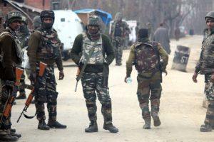 J&K: Army camp attacked by terrorists in Hajin