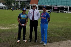 Women's Asia Cup| INDW vs SLW: Hasini Perera wins toss, opts to bat