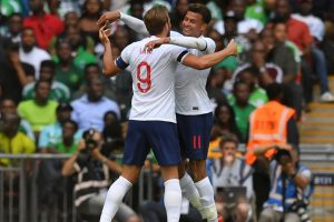 England beat Nigeria at World Cup warm-up match