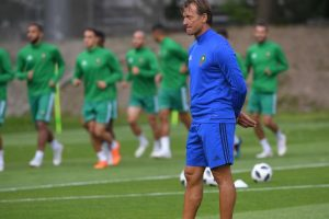Morocco coach bemoans 'total injustice' ahead of Spain clash