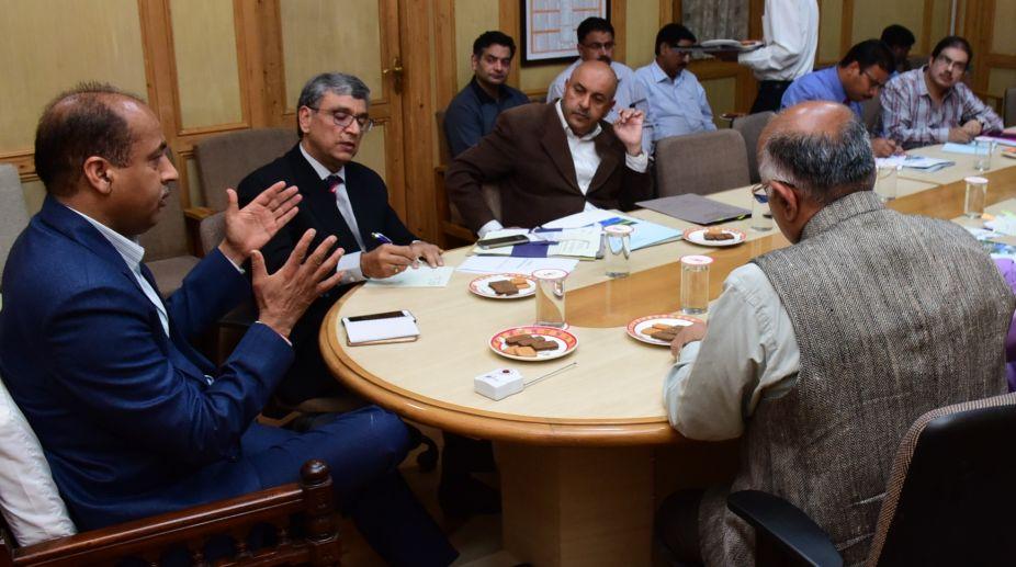 Himachal Pradesh, Jai Ram Thakur, Chief Minister