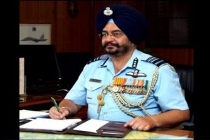 IAF chief Dhanoa begins four day visit to Brazil on 4 June