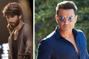 IIFA 2018: Shahid Kapoor's injury puts him out, Bobby Deol in