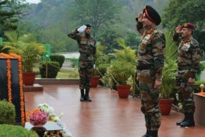 Lt Gen Ranbir Singh takes charge of Northern Command