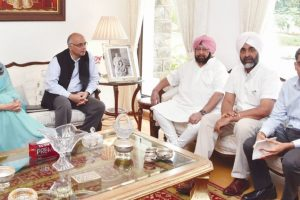 WB offers to sponsor Punjab projects for long-term solutions