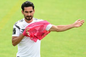 2018 FIFA World Cup   Jeers for Ilkay Gundogan annoy Germany boss Joachim Loew