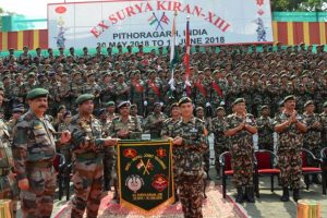 Surya Kiran-XIII: India-Nepal joint military exercise concludes