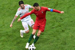 2018 FIFA World Cup | Player ratings for Portugal vs Spain: Cristiano Ronaldo shines