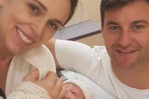 New Zealand PM Jacinda Ardern hopes for new world for daughter Neve