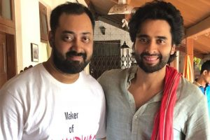Jackky Bhagnani starts shooting for Anandwaa in Mumbai