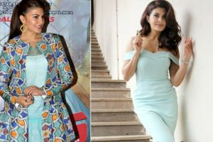 Fashion trends: Jacqueline Fernandez at Race 3 promotions
