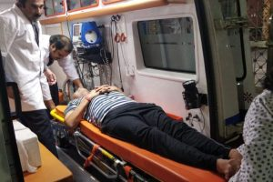 Satyendar Jain hospitalised as his health deteriorates