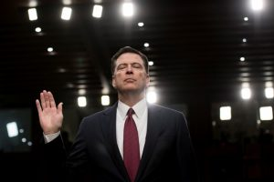 DOJ report slams former FBI chief Comey for actions against candidate Trump